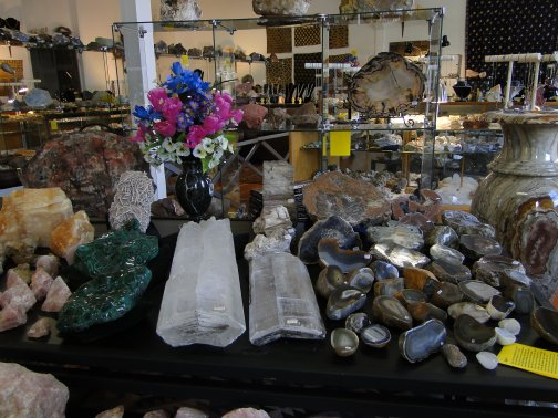 Hampton's Rock Shop